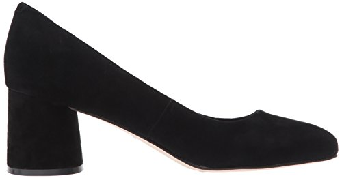 Kid Suede Opportunity Pump Como Corso Briarcliff Black Women's Shoes x0r8Rx4