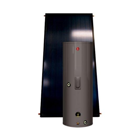 Rheem RS80-40BP SolPak Active 80-Gallon Storage Capacity Solar Water Heating Package System by Rheem