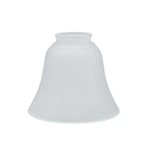 Aspen Creative 23026-4 Transitional Style Replacement Glass Shade Frosted by Aspen Creative (Image #1)