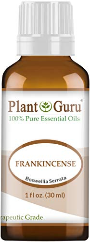 Frankincense Essential Oil 1 oz / 30 ml 100% Pure Undiluted Therapeutic Grade Extract of Boswellia Serrata, Great for Aromatherapy Diffuser, Supports Joint Health and More. (Best Bed For Ankylosing Spondylitis)