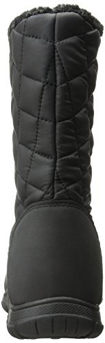 totes Boot Black Cold Women's Amanda Weather BnqrBC