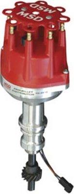 MSD Ignitions 8577 351C-460 Pro Billet Distributor Ford E-Series (Ford 351c 460 Pro Billet)