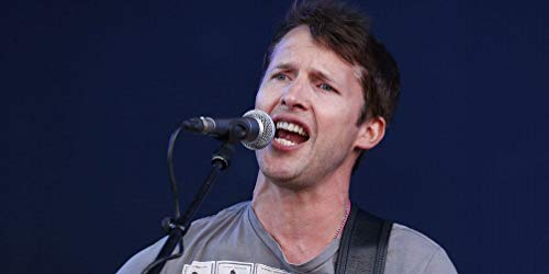 Gabriela 28inch x 14inch James Blunt Waterproof Poster (Bathroom, Outdoors Wherever You Like)