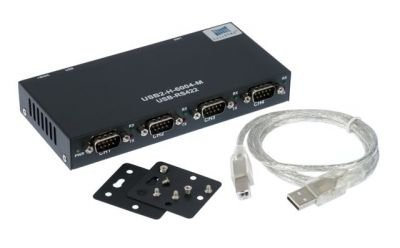 Hi-Speed USB to 4 Port Serial RS422 Industrial Adapter by EasySYNC Limited