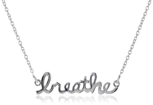 Amazon Collection 44447 Parent Sterling Necklace