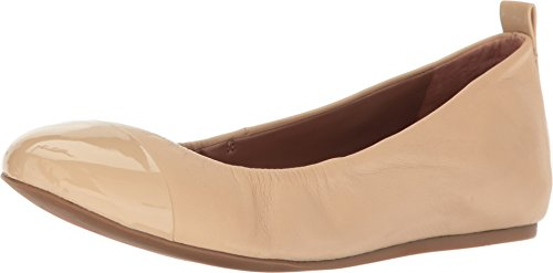 fashion Style low shipping online ED Ellen DeGeneres Womens Lilliane2 Bisque Lather/Patent Pu in China sale online clearance shopping online buy cheap huge surprise NnTm66L0e