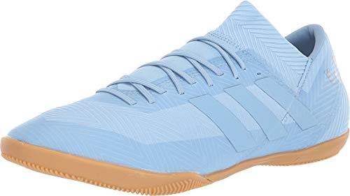 adidas Men's Nemeziz Messi Tango 18.3 in World Cup Pack Ash Blue/Ash Blue/Raw Grey 10 D US ()