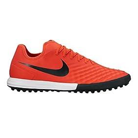 Nike Men's MagistaX Finale II TF Turf Soccer Shoe (Max Orange)