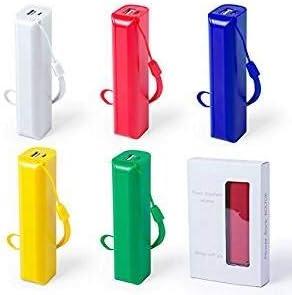 Vasara Power Bank 1200 mAh Micro USB En Caja de Regalo: Amazon.es: Electrónica