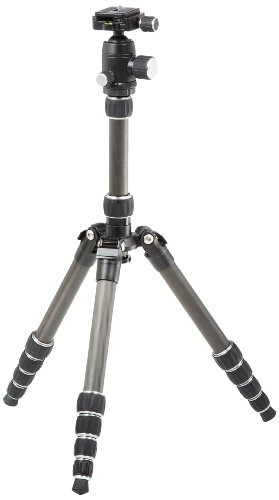 AmazonBasics 52 Inch Carbon Travel Tripod