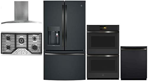 (GE Profile5 Piece Kitchen Package with 36