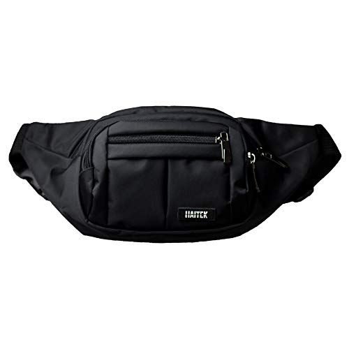 HAITEK Waist Bag for Men and WomenLight, Comfortable and Adjustable Fanny Pack