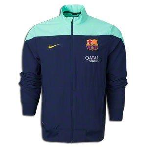 Nike Barcelona Squad Sideline Woven Jacket 13