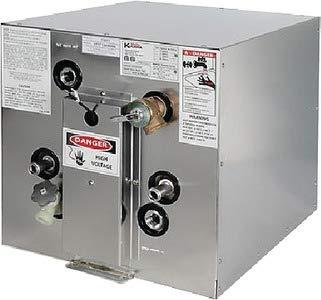 """Kuuma Water Heater, 11 Gal, 22.5""""L x 16""""W x 16""""H 11841"""