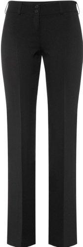 GREIFF Damen-Hose Anzug-Hose SERVICE CLASSIC - Style 8321 - (fällt eine Nummer kleiner aus) - schwarz - Größe: 42