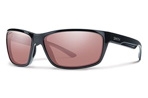 Smith Redmond ChromaPop+ Polarized Sunglasses, Black, Polarchromic Ignitor - Sunglasses Polarchromic Smith