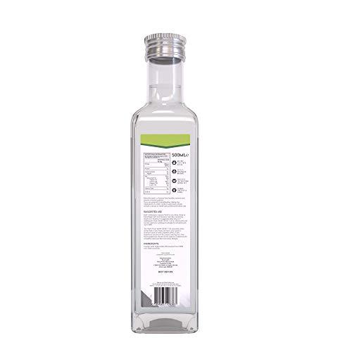 100 Aceite De Coco Mct Acido Caprilico C8 Paleo Cetogenica Vegana Sin Gluten Sin Bpa 500ml Coco C8