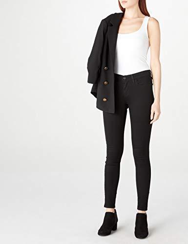 710 Echo 32 Pants Skinny Super Levi's Woman 31 Secluded Denim Black 4xdCgwqFq