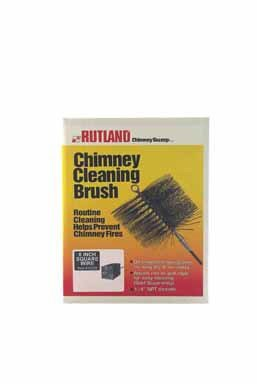 Rutland 16508 8'' Square Chimney Cleaning Brush by Rutland Products