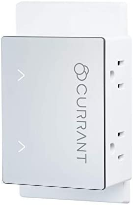 Smart Plug WiFi Outlet with Energy Monitoring by Currant – Compatible with Alexa, Google Home and SmartThings