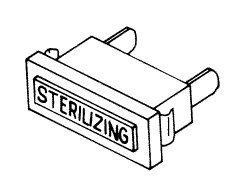 Sterilizing Lamp for MDT - Ritter - Castle RCL031 ()
