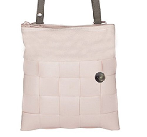 Festival Shoulder bag fat strap nude size XXS with canvas with zipper nude  [A]: Amazon.de: Küche & Haushalt