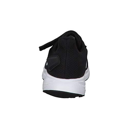 9 De Unisex Negro Adidas 000 negbás Niños Zapatillas negbás ftwbla Duramo Deporte C WIxWqp5F