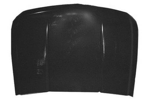 OE Replacement Hood Panel CHEVROLET PICKUP CHEVY SILVERADO 2007-2013 (Partslink GM1230365) - Silverado Pickup Hood