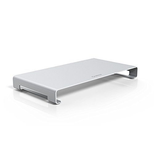 ORICO Computer Monitor Holder Aluminum Monitor Stand Save Space - Silver(KCS1) by ORICO