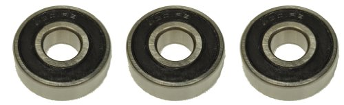Center Main Bearing - Generic Rainbow Main Motor Bearing, Fits: Upper And Lower Armature, D3A/C