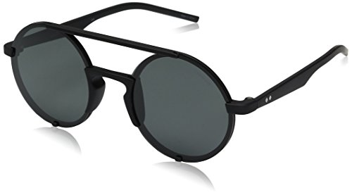 Polaroid Sunglasses Pld6016s Round, Matte Black/Gray Polarized, 50 - Polaroid Sunglasses Round