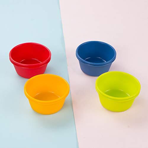 Webake Silicone Cupcake Baking Cups Jumbo Muffin Liners