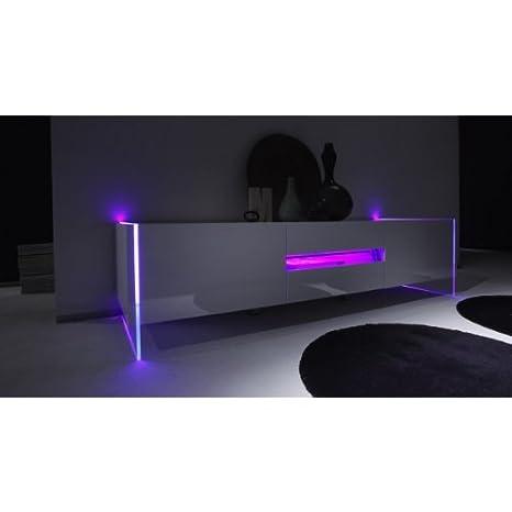 Porta Tv Lumina.Lumina Mobile Porta Tv Amazon It Casa E Cucina