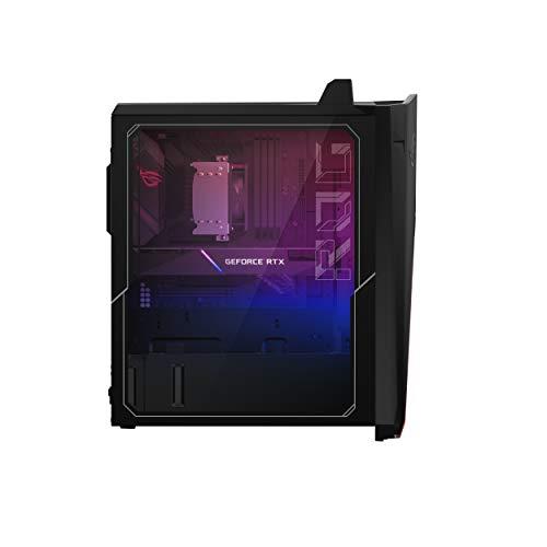 ASUS ROG Strix GT15 10th Gen Intel Core i5-10400F Gaming Desktop (8GB RAM/1TB HDD + 256GB SSD/Windows 10/4GB NVIDIA GeForce GTX 1650 Super Graphics/Star Black), G15CK-IN041T