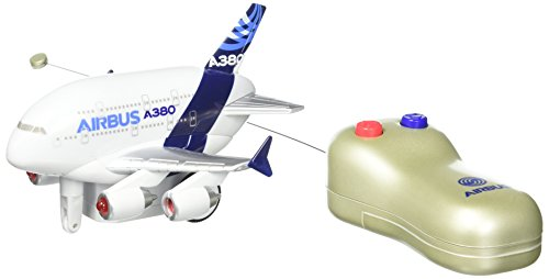Daron Airbus A380 Radio Control Plane with Lights & Sounds