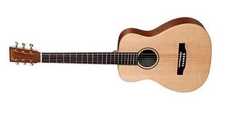 Martin LX1 poco Martin guitarra acústica para zurdos: Amazon.es ...