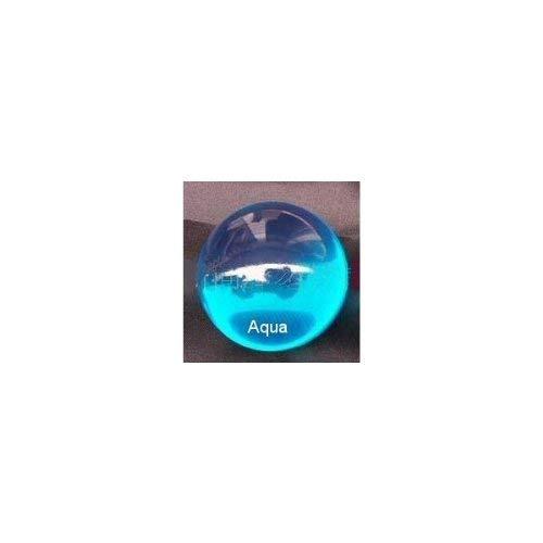 (Aqua Blue Acrylic Contact Juggling Ball - 70mm)