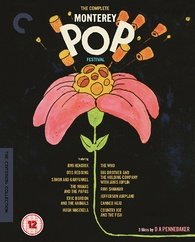The Complete Monterey Pop Festival - The Criterion Collection [Blu-ray]