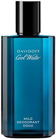 Davidoff Cool Water Edt Spray for Men, 2.5 oz