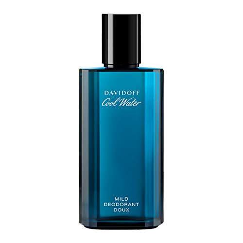 Davidoff Cool Water Edt Spray for Men, 2.5 oz