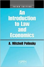 Download An Introduction to Law and Economics 3th (third) edition Text Only pdf epub