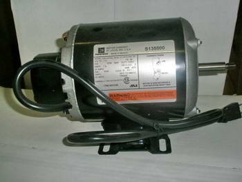 Jacuzzi S135000; J Pump; Motor ONLY 7.8a 115 vac 60hz with air switch less bracket; Unfinish; Discontinued Product | S204000; 9248000; C846000; HB21000 |