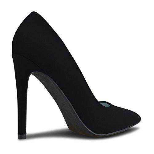 Kengät Naisten C Premier Teräväkärkiset Toe Pumppu Korkokenkiä Musta Standardin ZAAqwaH