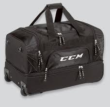 CCM EBOFF Wheeled Referee Bag