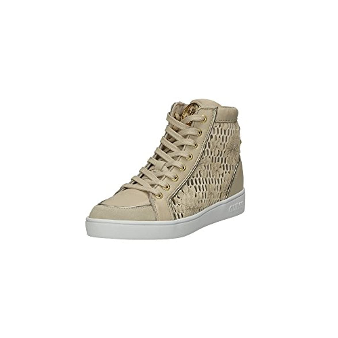 Guess Donna Sneakers Alte Flgrc1 ele12 Beige