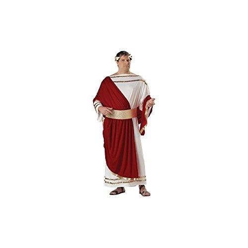 [Julius Caesar Costume - Plus Size - Chest Size 48-52] (Julius Caesar Adult Plus Costumes)