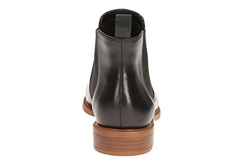 Clarks Taylor Shine, Women's Chelsea Boots Black