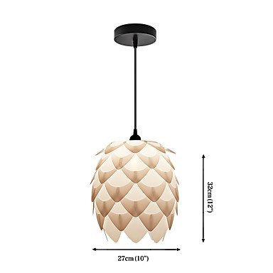 BAJIAN-LI Modern luxury A-07P Designer Style Artichoke Layered Ceiling Pendant Lampshade #15 by BAJIAN-LI (Image #2)