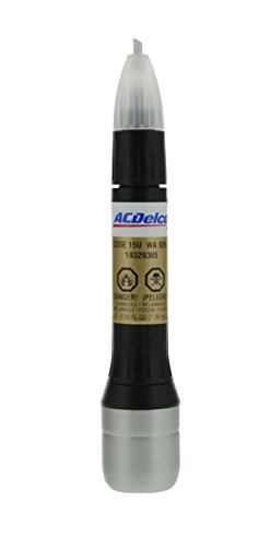 ACDelco 19329365 Cashmere Metallic (WA929L) Four-In-One Touch-Up Paint - .5 oz Pen (4in Cashmere)