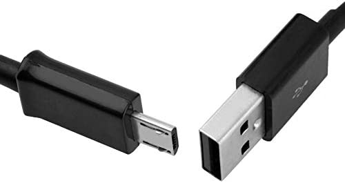 1M Micro USB Charger Charging Sync Data Cable for Samsung Galaxy S2 S3 S4 Black